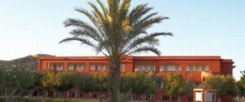 Le lycée Victor Hugo de Marrakech ©DR