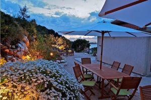 L'auberge est située sur une île de la mer Adriatique. ©Eathers Hostel