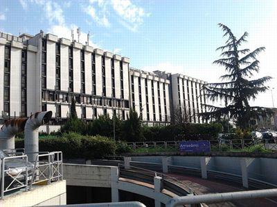 L'université de Tor Vergata, réputée pour son département de sciences.©Wikimedia.