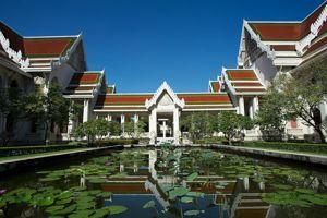 L'université de Chulalongkorn est la plus ancienne du pays. © Flickr/CC/rungsun klinkaeo