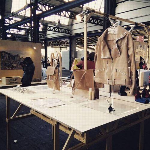 «La collection sera éventuellement exposée dans une galerie mais elle n'est pas destinée à la commercialisation». Instagram/©Tina Gorjanc