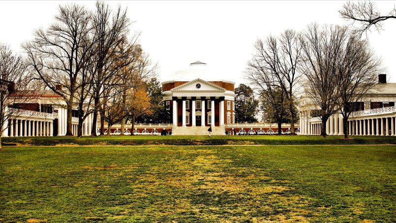 L'établissement dont le site est classé au patrimoine mondial de l'UNESCO est membre des Public Ivies, un réseau d'universités publiques au niveau comparable à celui de l'Ivy League. Flickr/©Phil Roeder