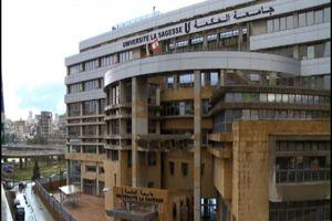 Sa faculté de Droit est la plus ancienne du Liban. YouTube/©Sagesse University