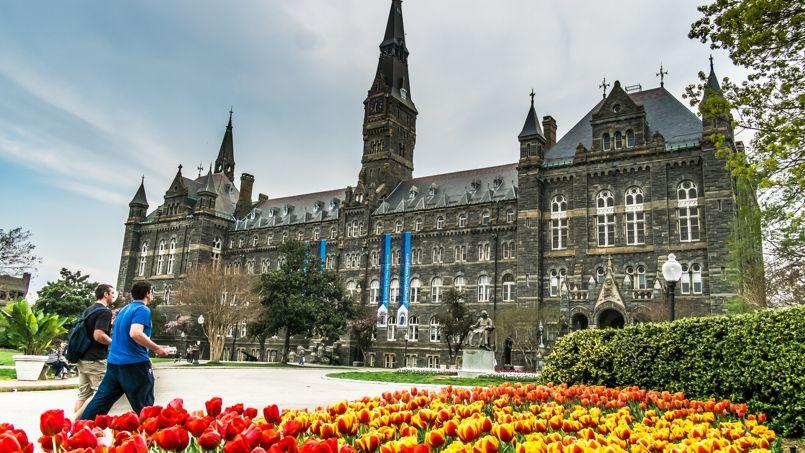 Georgetown rencontres meilleur crochet