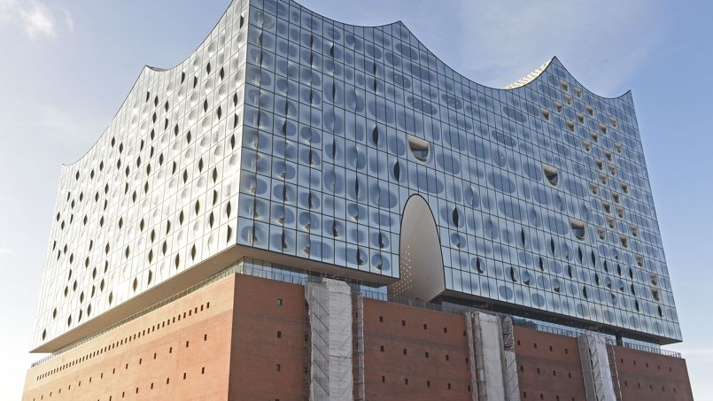 Les logements sont installés entre les 11e et 26e étages de l'immeuble.