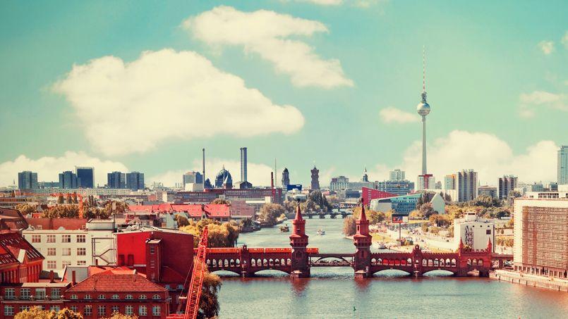 A Berlin, les prix progressent légèrement mais restent presque trois fois plus faibles qu'à Paris.