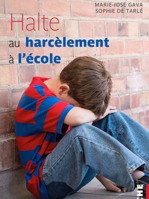 Ce livre contient des outils comportementaux et des réponses juridiques pour faire face au harcèlement à l'école.