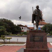 Ghana: Gandhi jugé raciste, sa statue retirée d'un campus