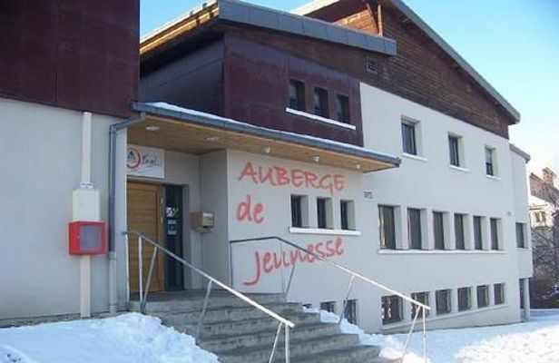 Pontarlier n'est qu'à une dizaine de kilomètres de la Suisse