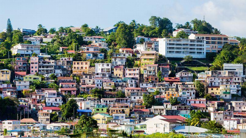 Vue sur la côte martiniquaise. Crédit: Darryl Brooks/Shutterstock.com
