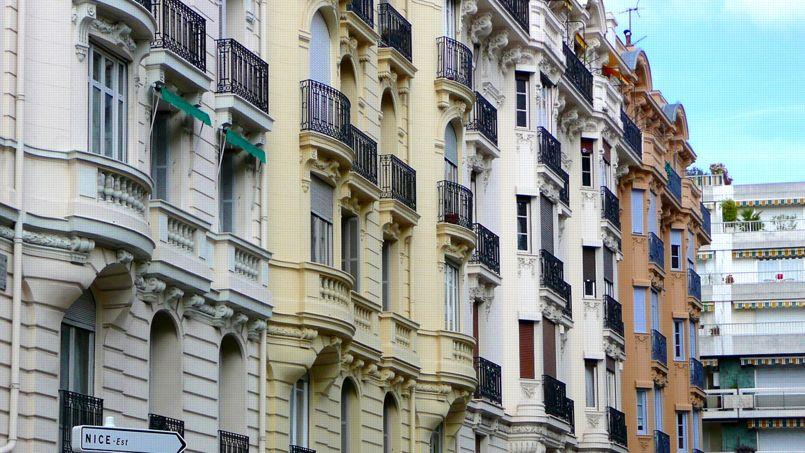 A Nice, les loyers ont augmenté de 2,3%, bien plus qu'en moyenne dans l'Hexagone.