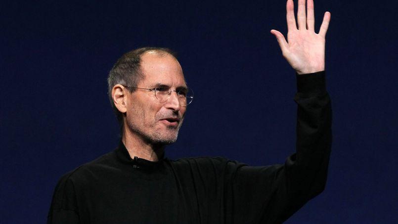 Le fondateur d'Apple, Steve Jobs