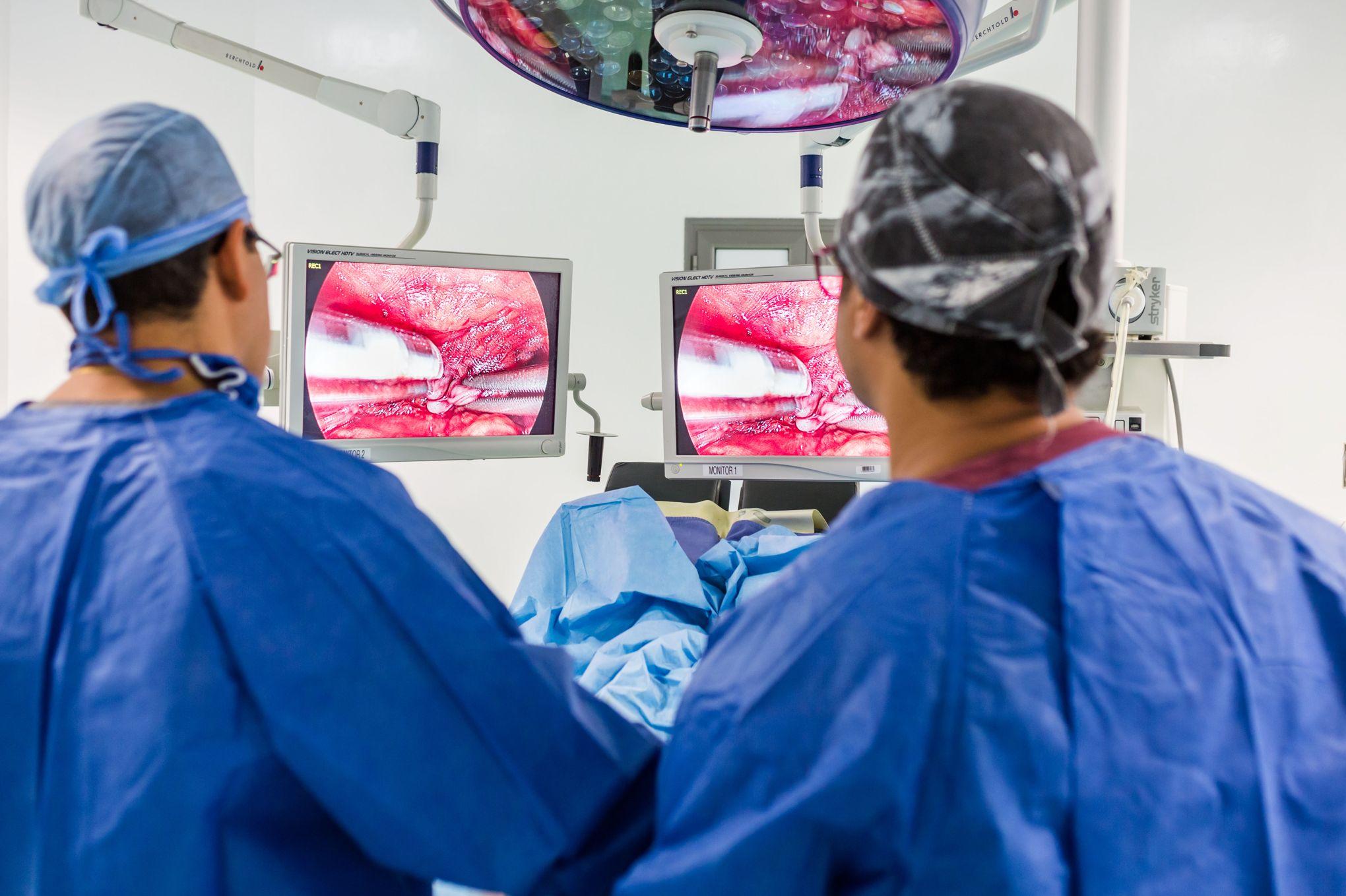 robot prostatectomie