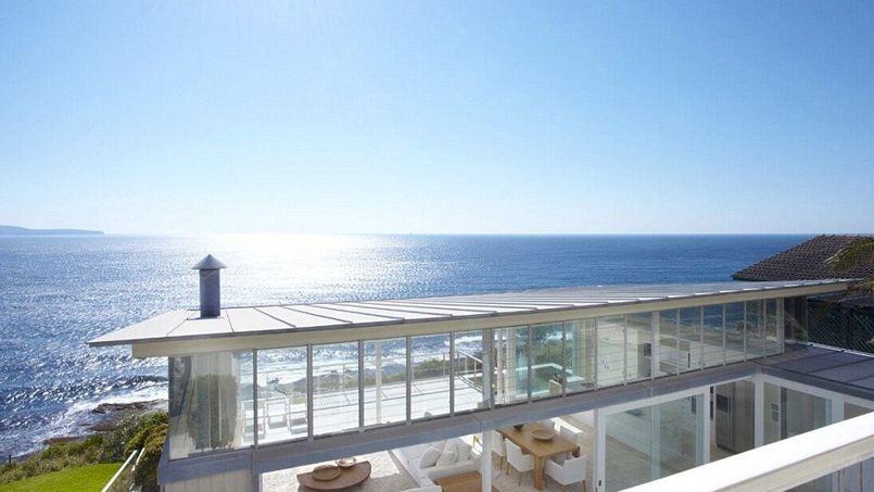 La villa australienne dont george michael tait tomb amoureux - La residence eb par replinger hossner architects ...