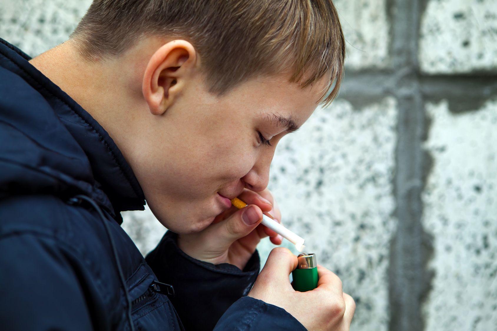 Moins De Nicotine Dans Les Cigarettes La Décision Très