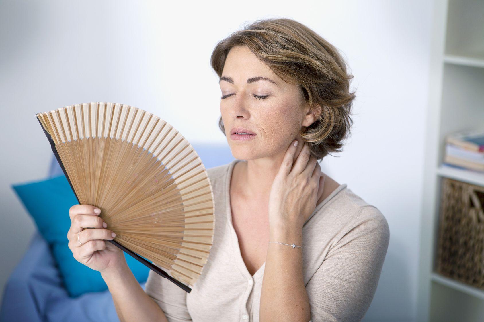 les symptomes de la menopause precoce