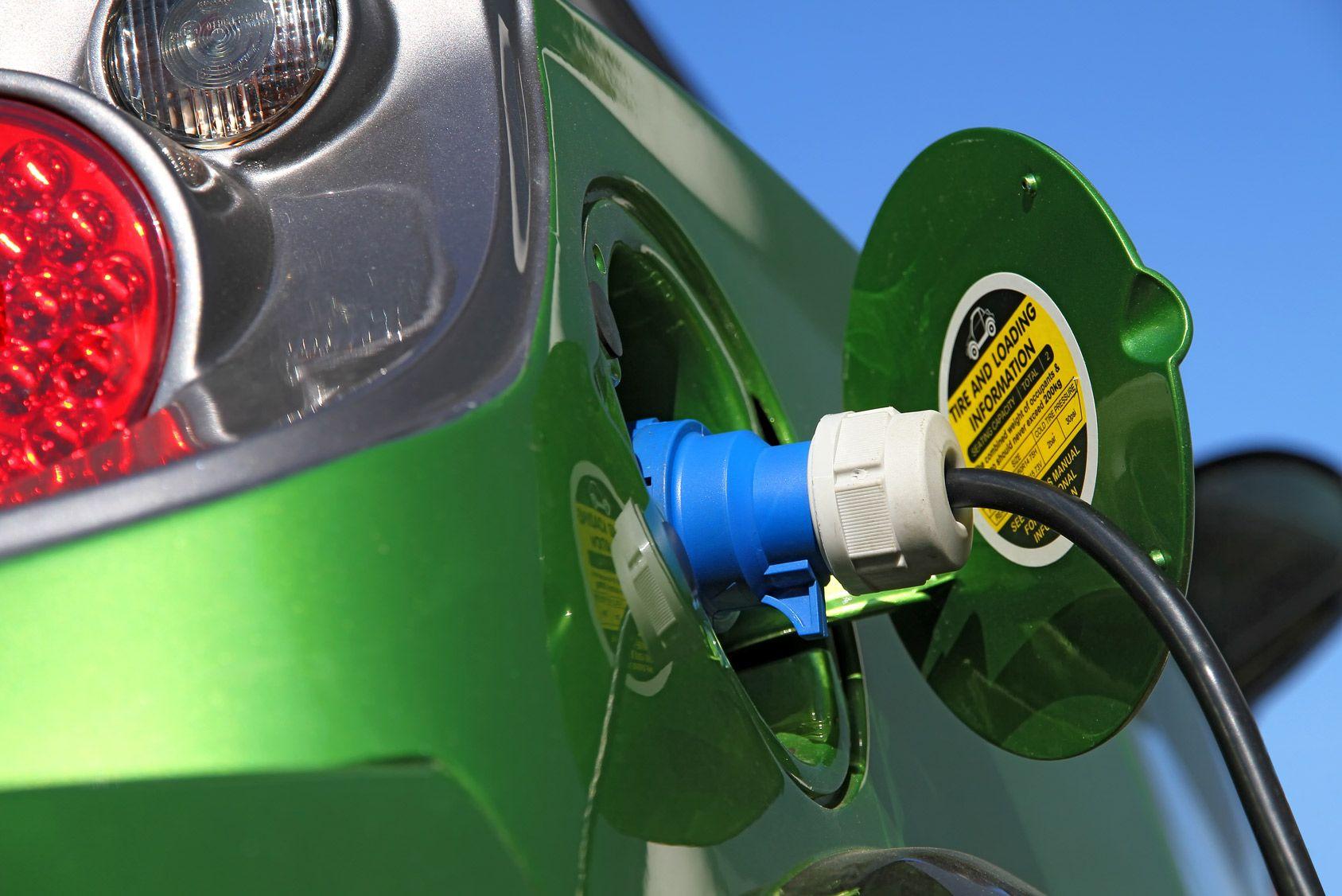 Et si je passais à la voiture électrique?