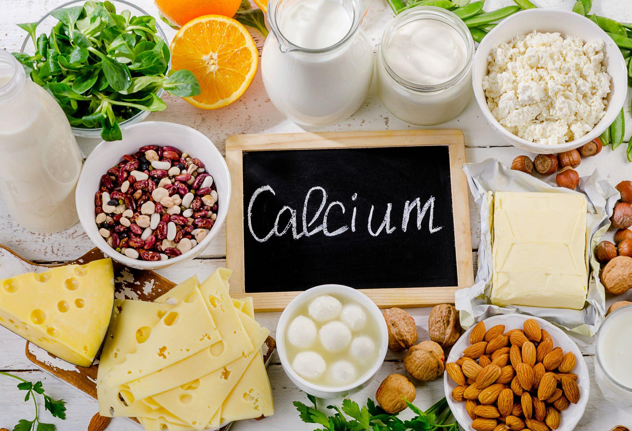 L'assiette idéale pour densifier ses os