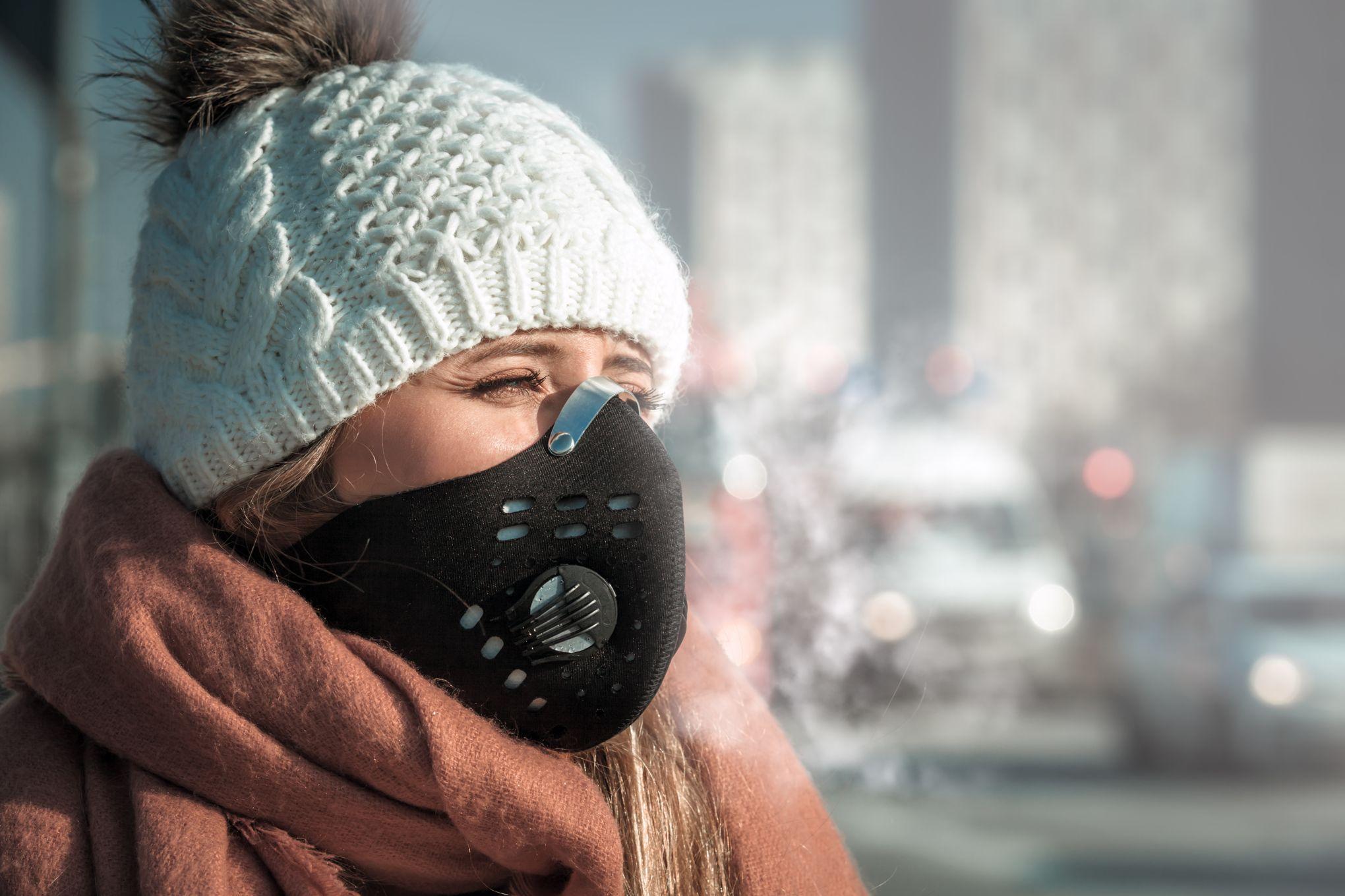 L'utilité des masques antipollution est remise en cause
