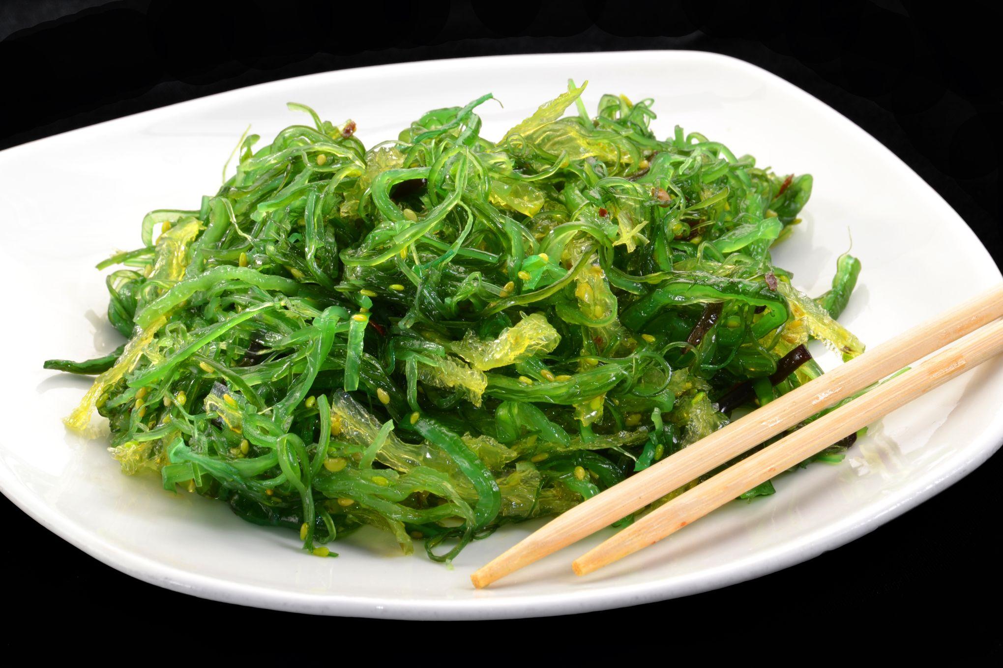 Manger des algues en excès est risqué pour la santé