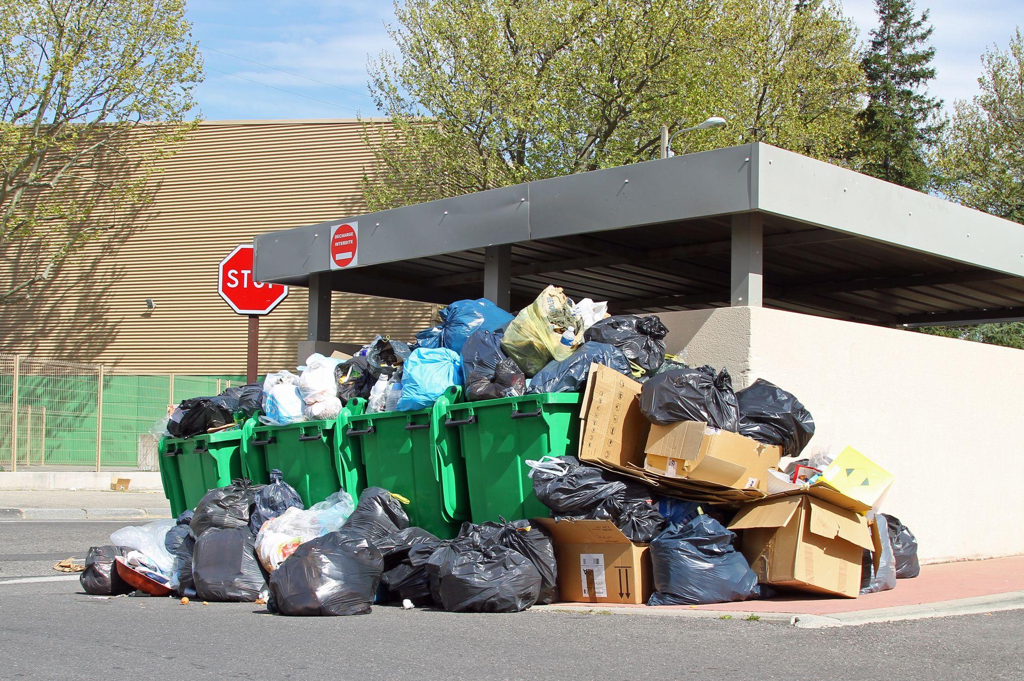 Peut-on échapper à la taxe ordures?
