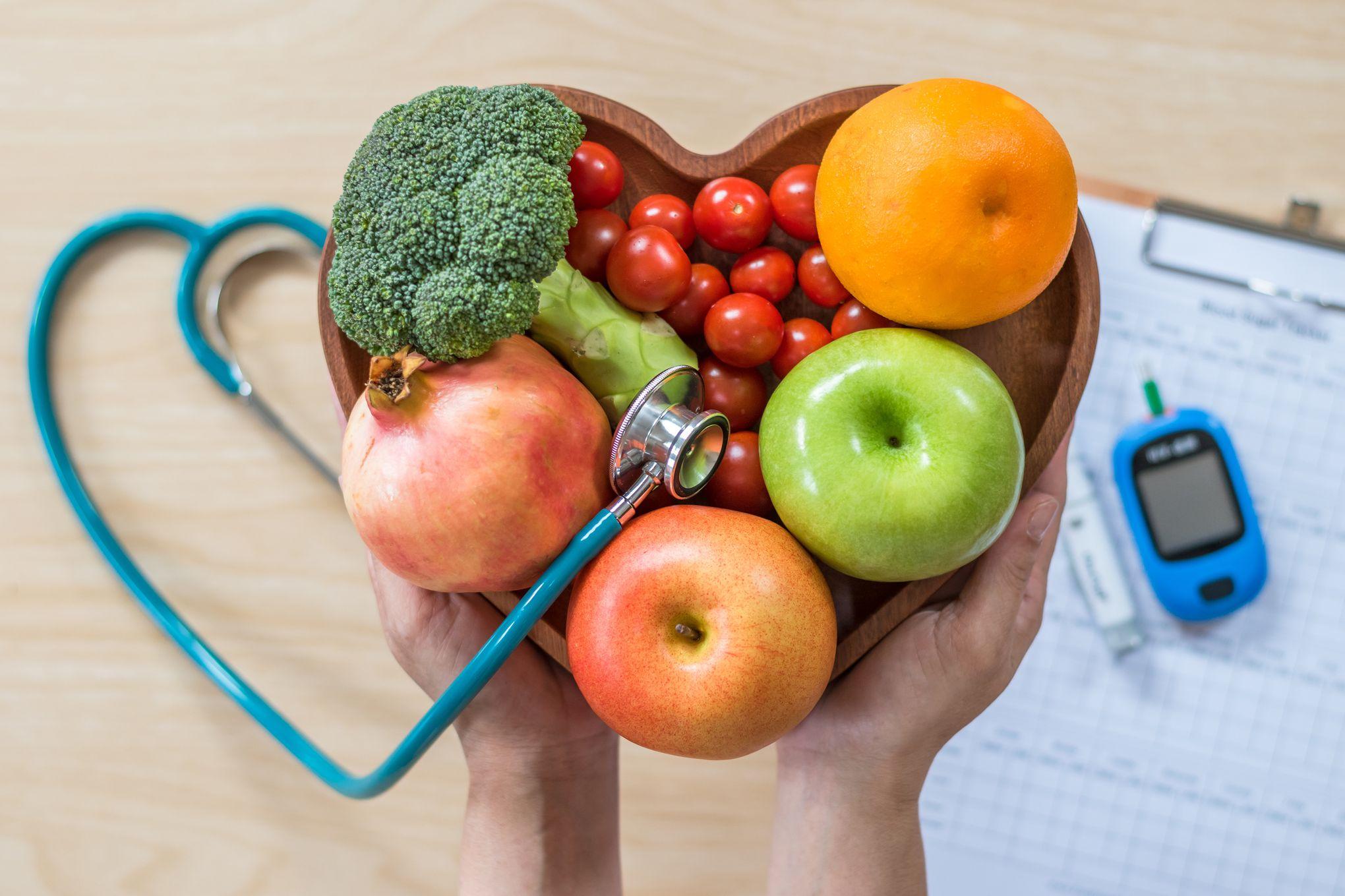 Que doit-on manger avec un diabète de type 2?