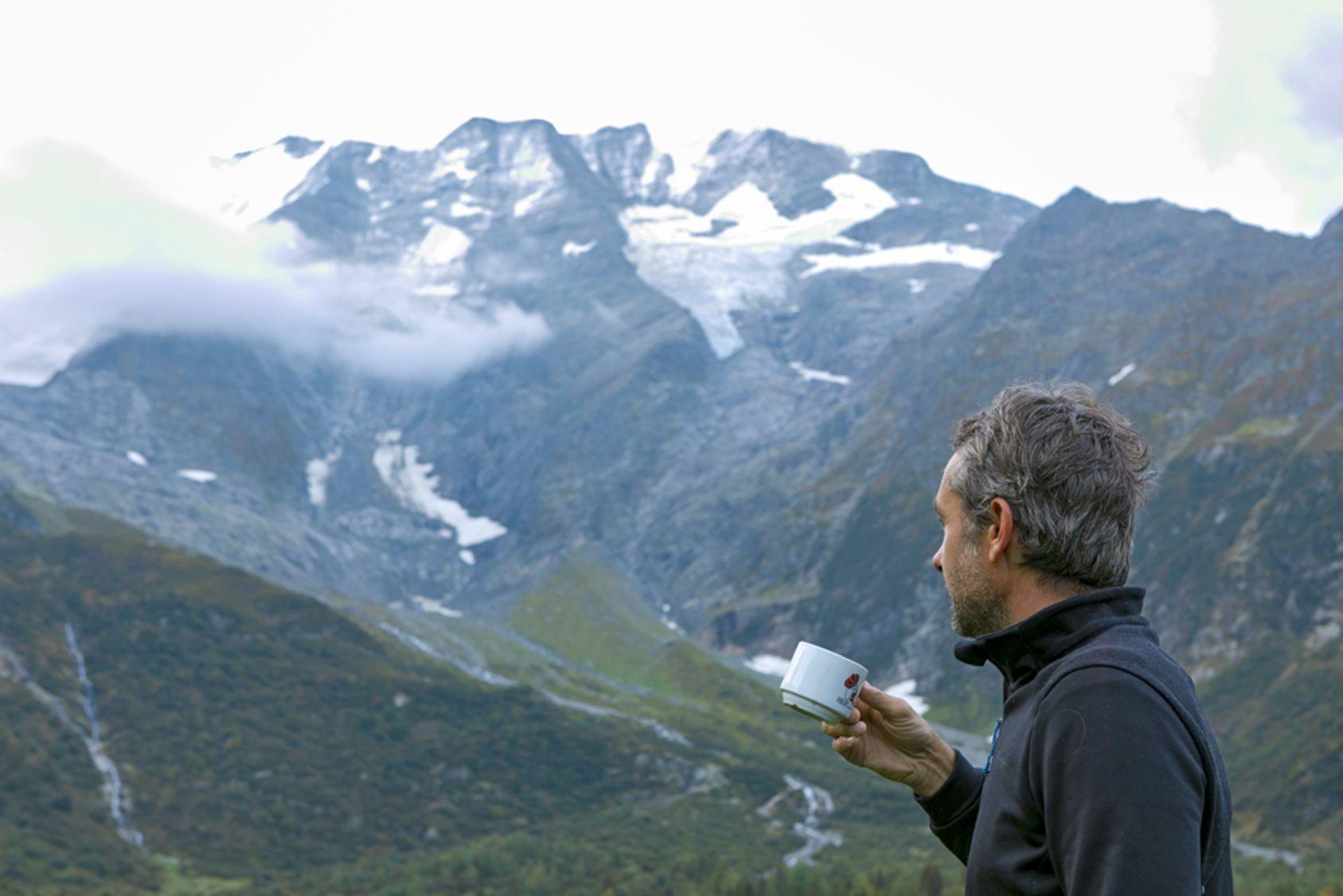 Un week-end au pied des glaciers du Mont-Blanc