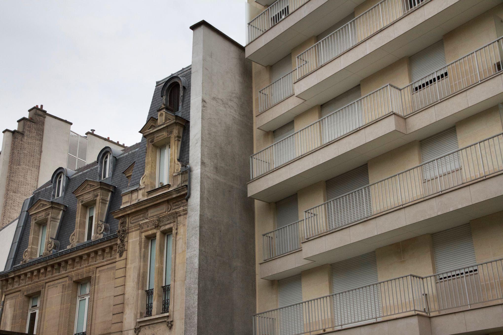 Les prix de l'immobilier ancien ont baissé de 0,8 % en trois mois