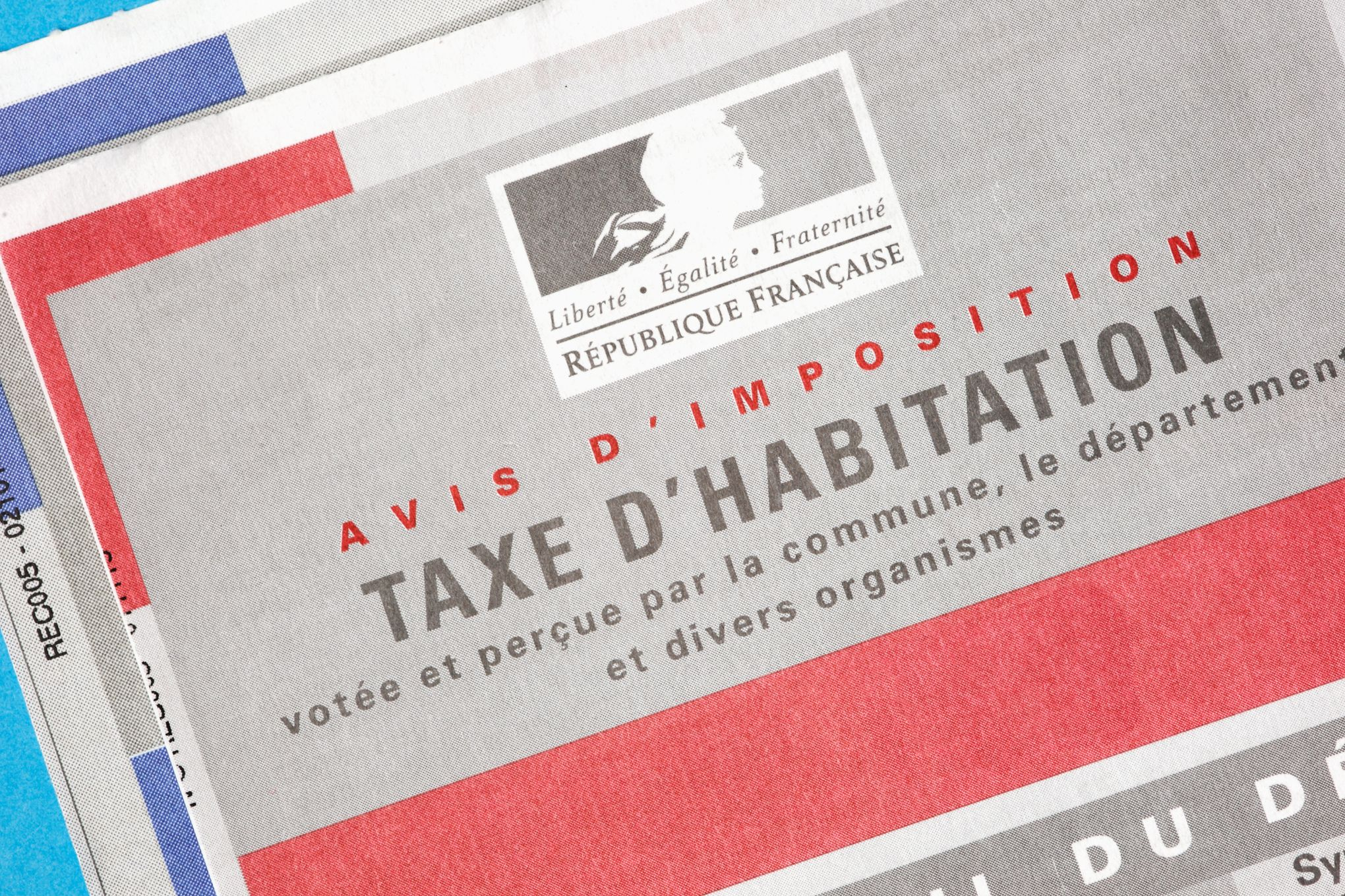 Taxe D Habitation Paiement En Ligne Obligatoire Des 1 000