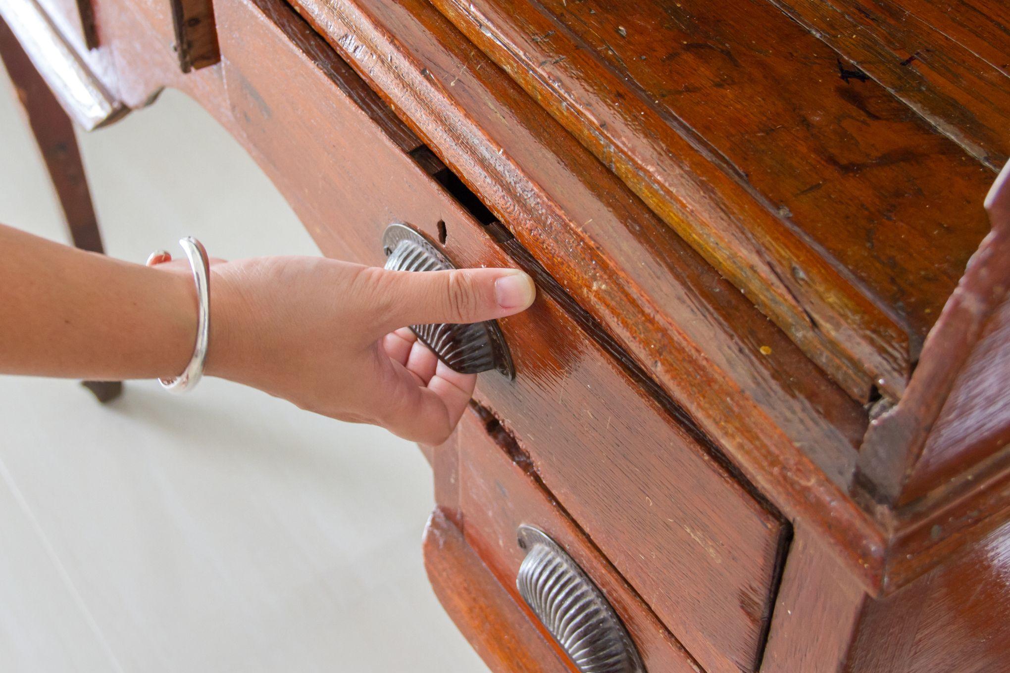 En cas de divorce, il faut prouver que les meubles sont les siens
