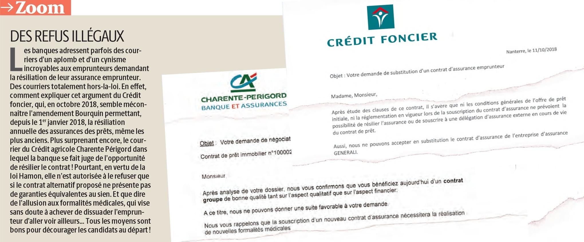 Assurance Emprunteur Les Banques Ne Jouent Pas Le Jeu