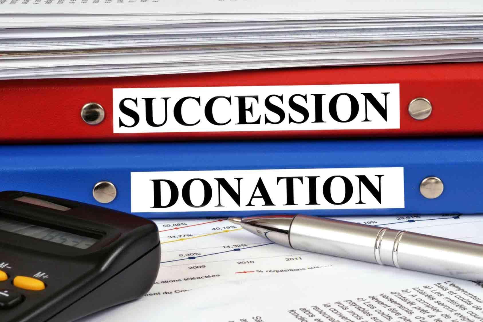 Donation Et Succession Conseils Pour Transmettre Son Patrimoine