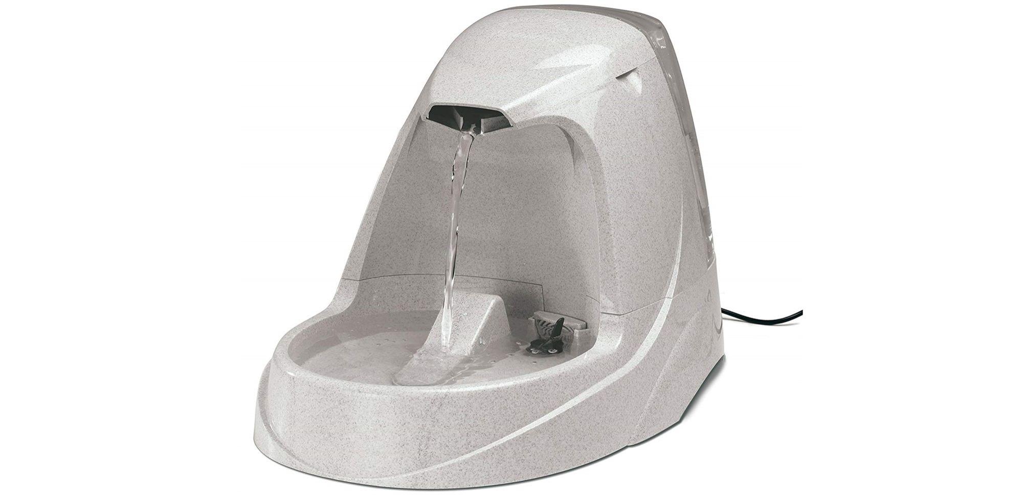 Consommation Fontaine À Eau comparatif fontaine à eau pour chat & chien