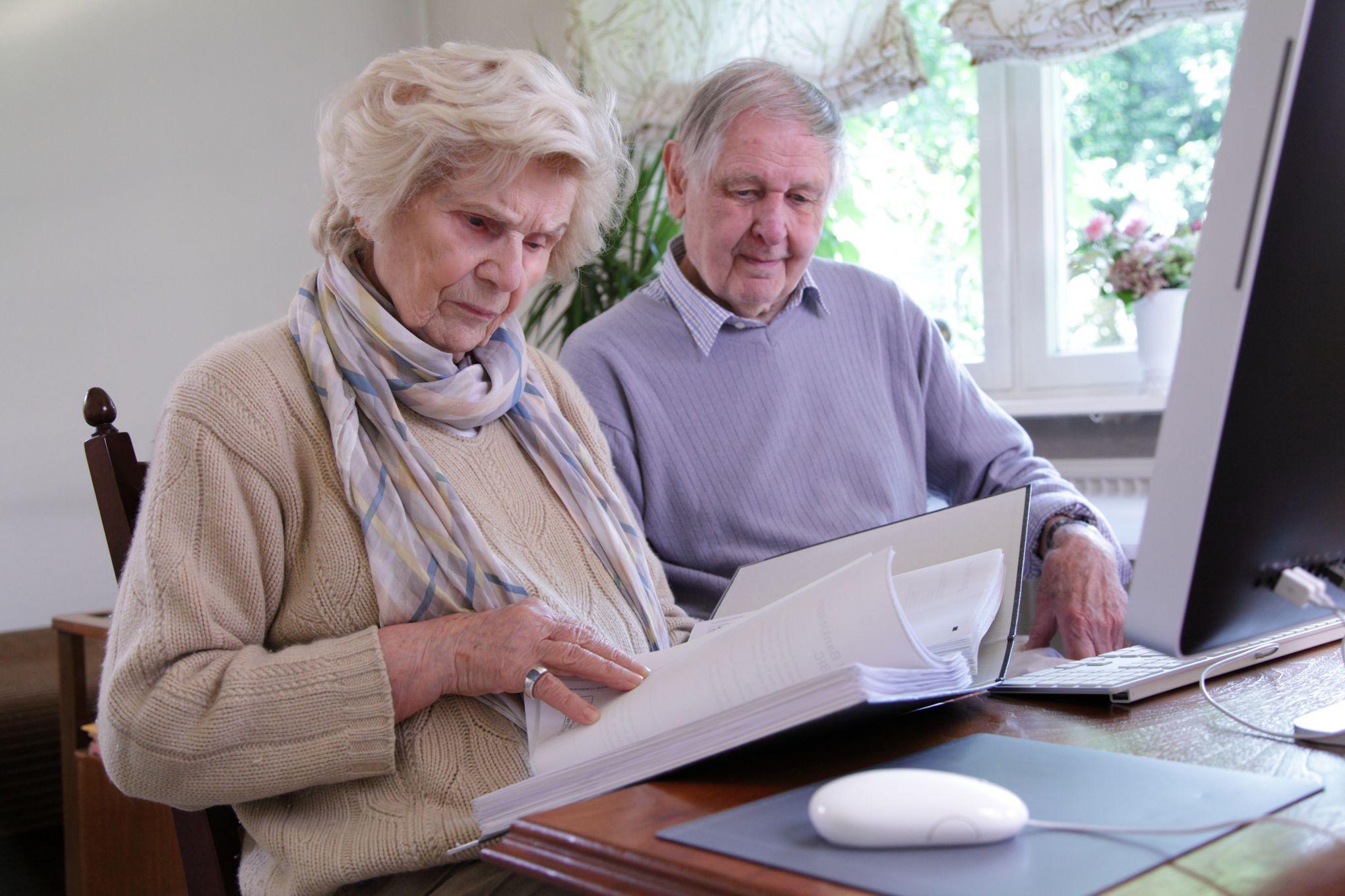 impots personnes agées in maison de retraite