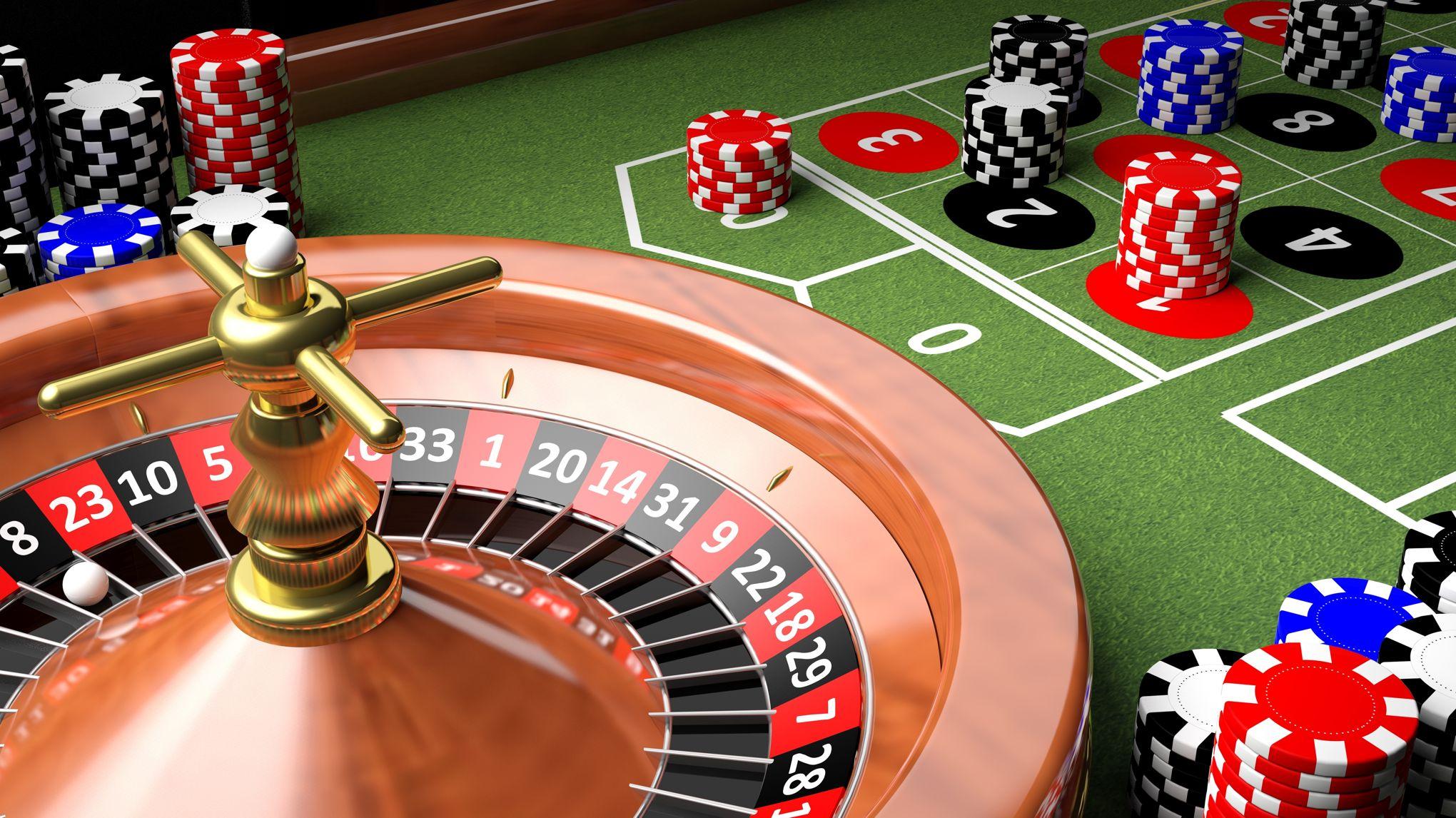Rencontre un joueur compulsif