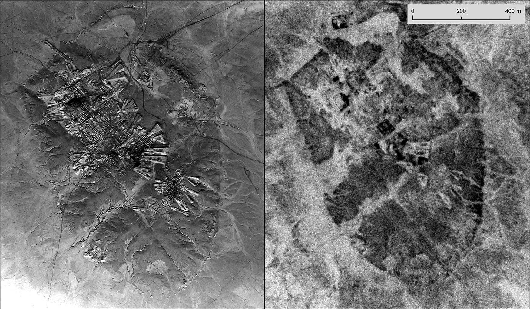 Les avions espions U2 se transforment en archéologues