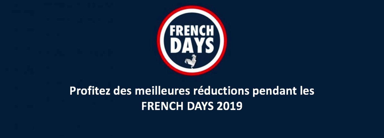 FRENCH DAYS 2019: date, meilleures promos… Ce qu'il faut savoir