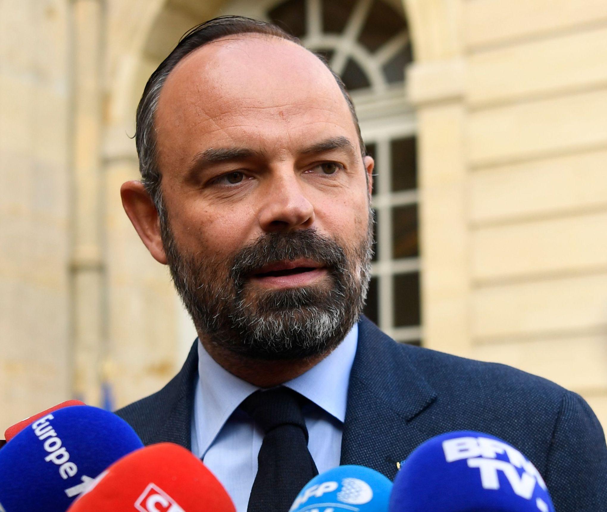 Calendrier Macron 2019.Plan Macron Edouard Philippe Precise Le Calendrier Des Reformes