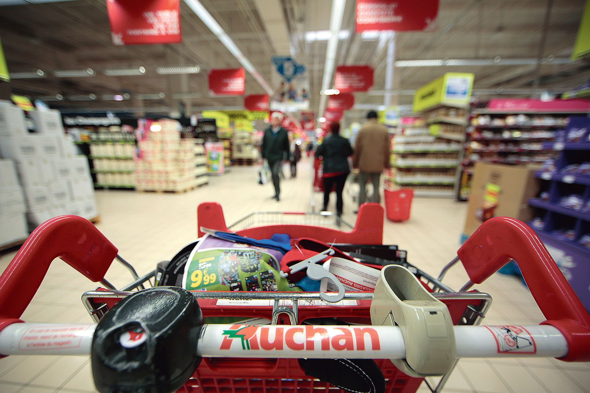 Auchan La Liste Des 21 Magasins Et Centres De Préparation Qui Vont être Mis En Vente