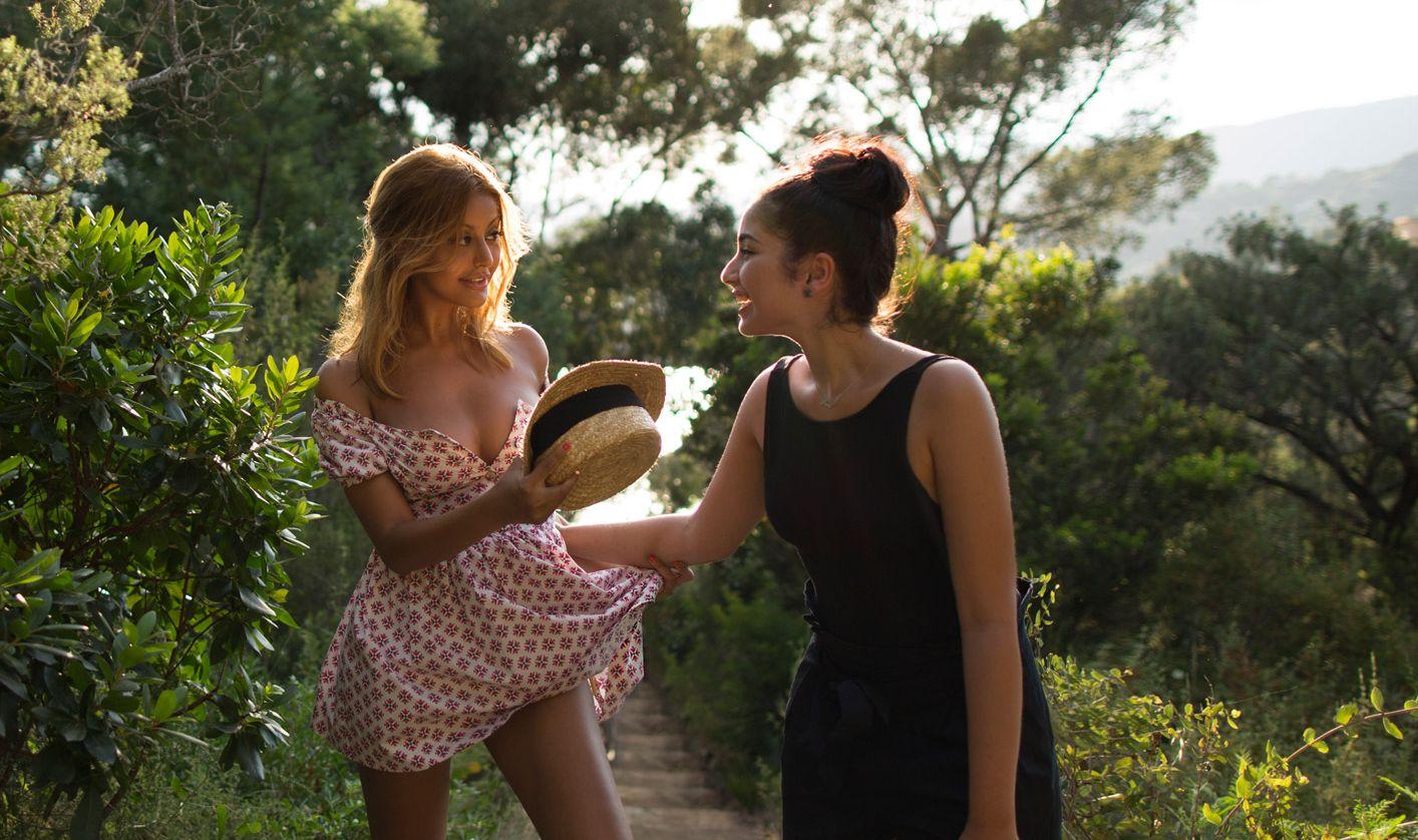 Zahia se dévoile dans la bande-annonce d'Une fille facile, film primé à la Quinzaine cannoise