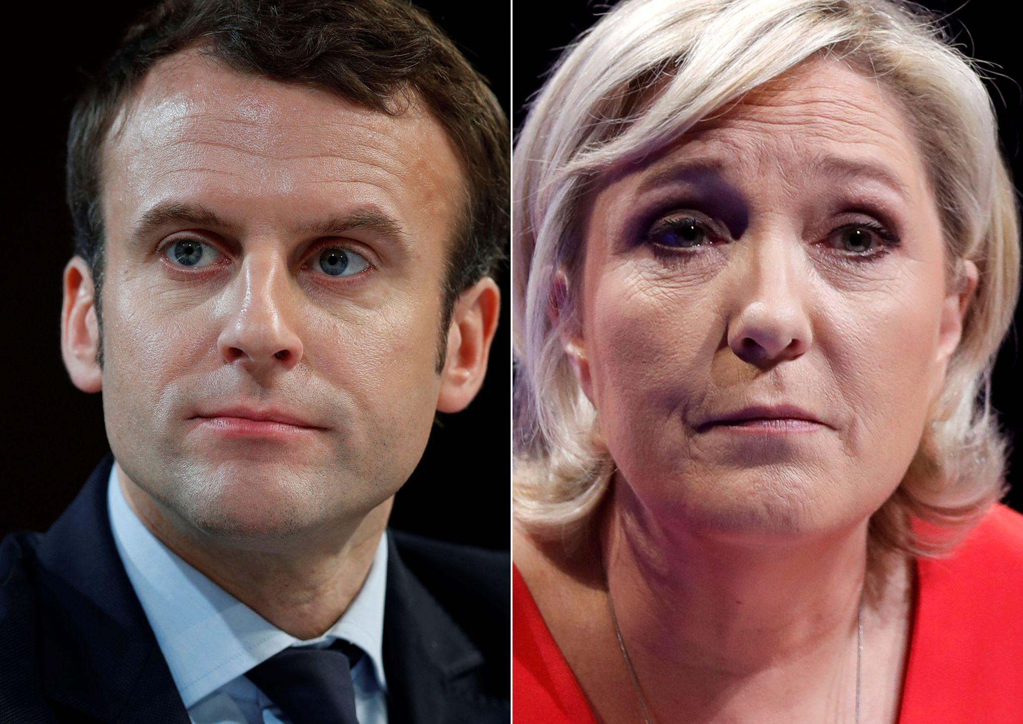 Européennes 2019: le duel Macron-Le Pen s'installe, la droite s'effondre