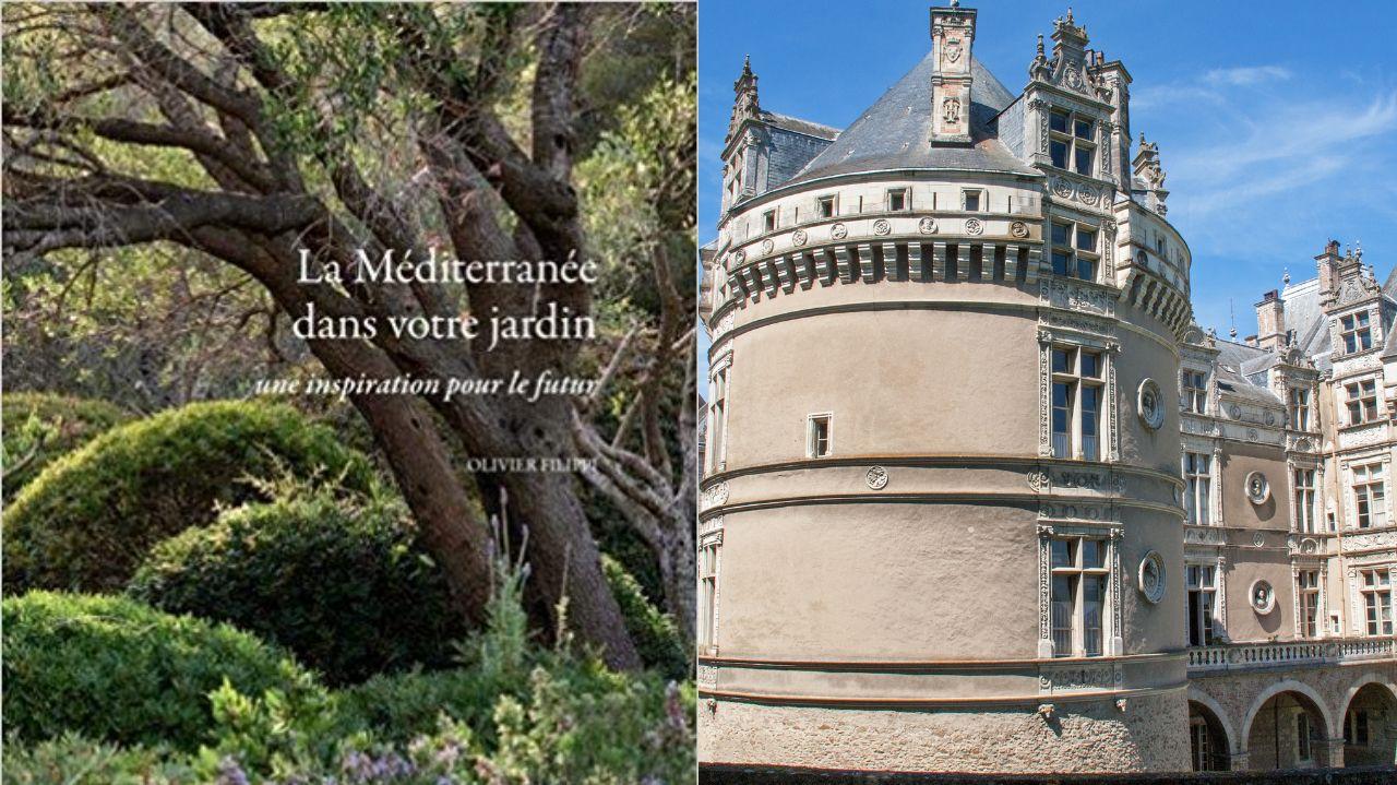 «La Méditerranée dans votre jardin» recoît le prix Redouté 2019
