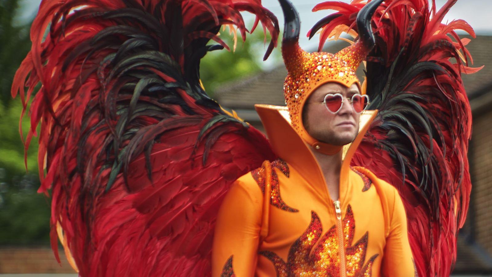 Le demi-frère d'Elton John en colère contre Rocketman
