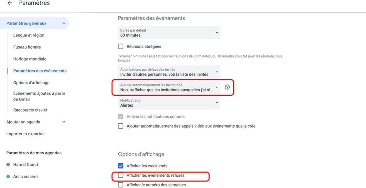 Partager Calendrier Outlook 2020.Comment Supprimer Les Faux Evenements Sur Google Calendar