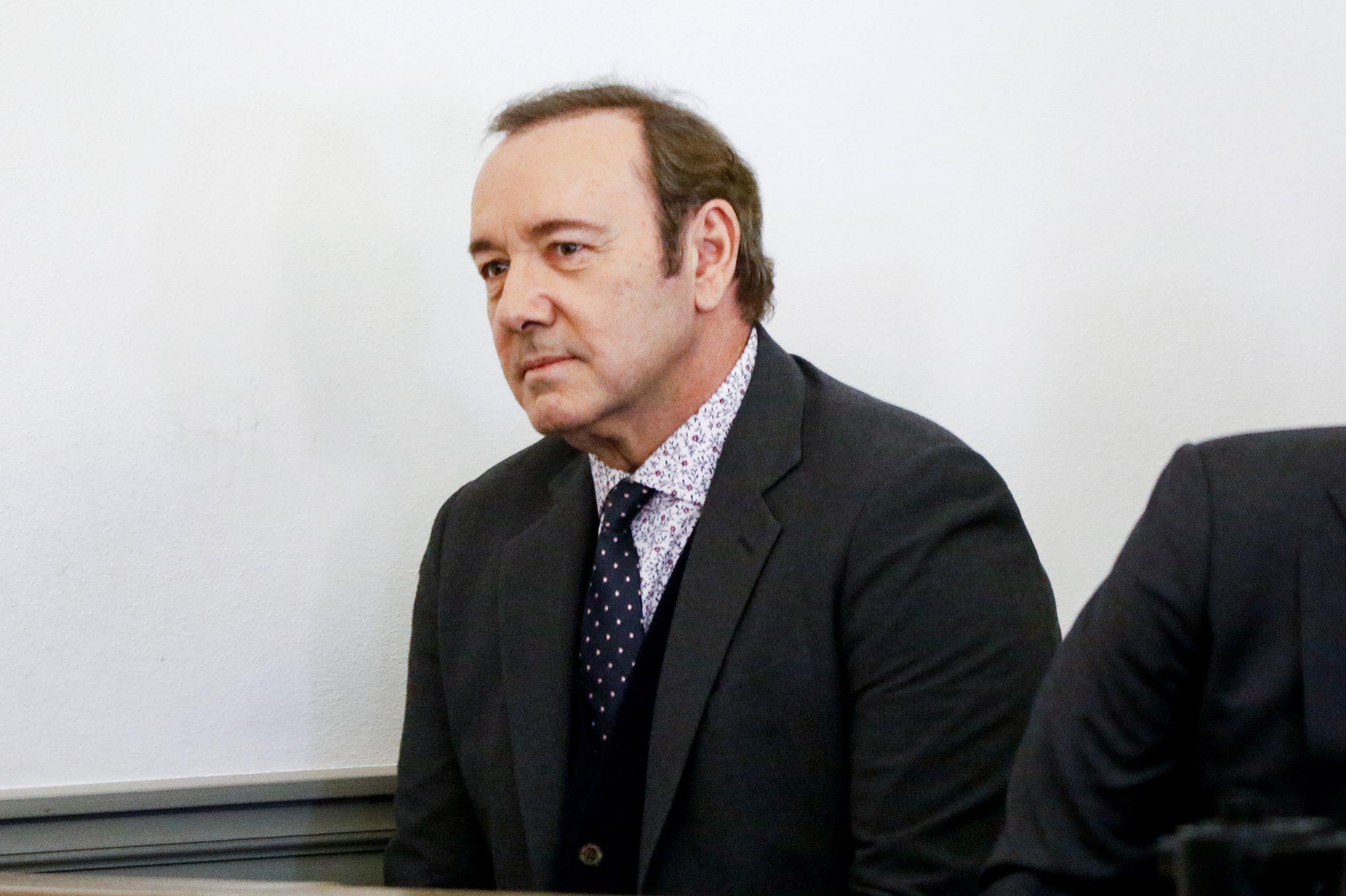 Kevin Spacey: un de ses accusateurs abandonne son action au civil pour agression sexuelle