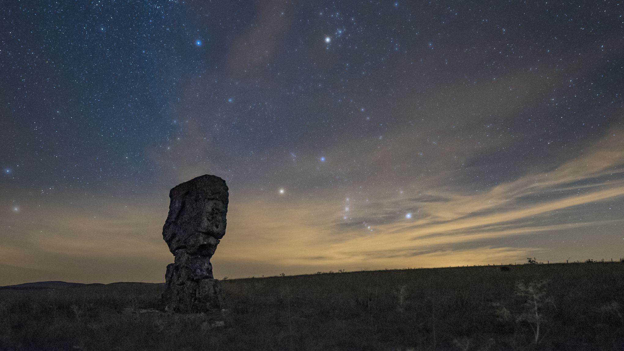 Astrotourisme 7 Sites Exceptionnels Où Observer Les étoiles