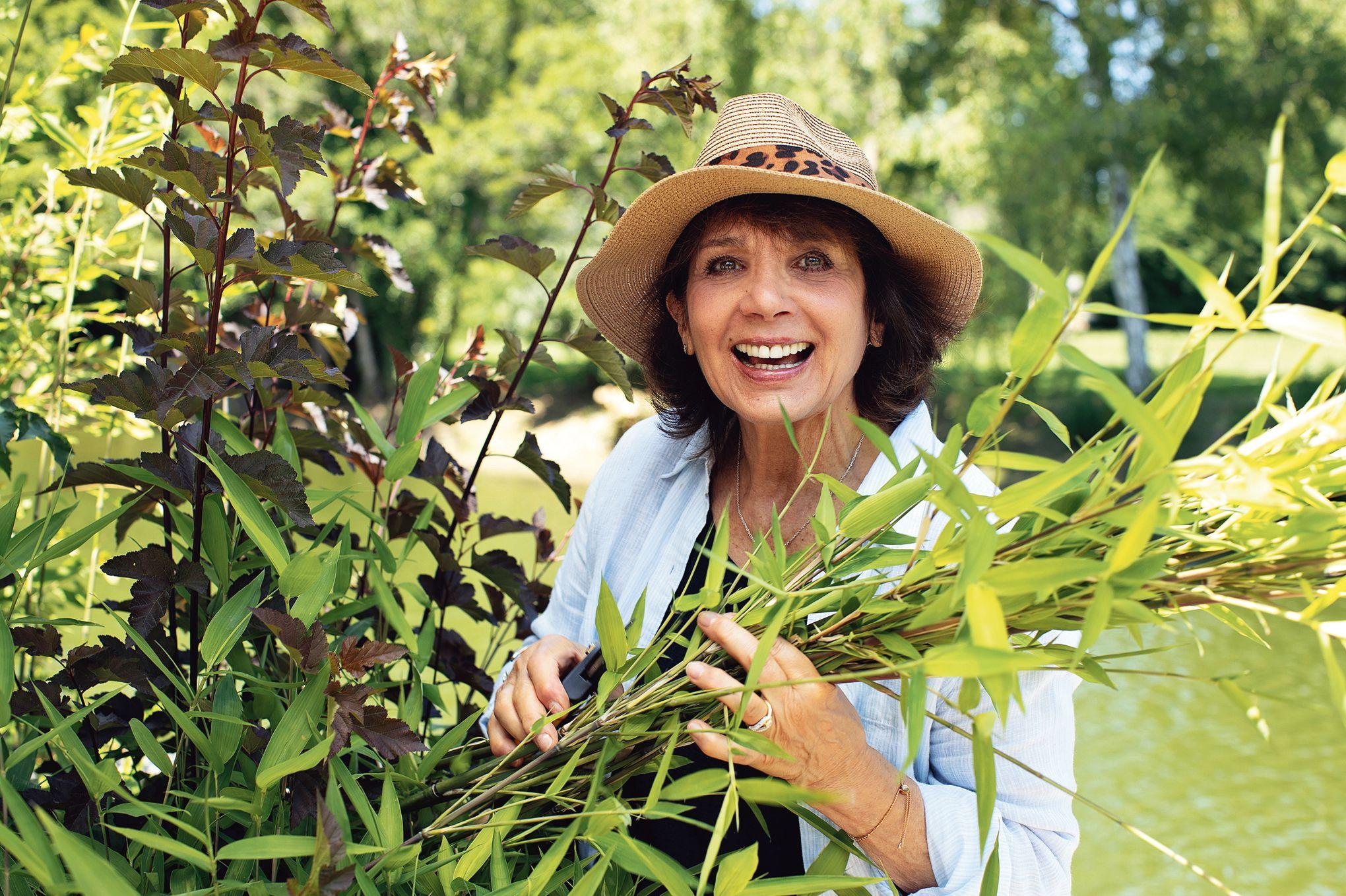 Stéphanie Fugain: «L'énergie des arbres et des fleurs m'a permis de me reconstruire»