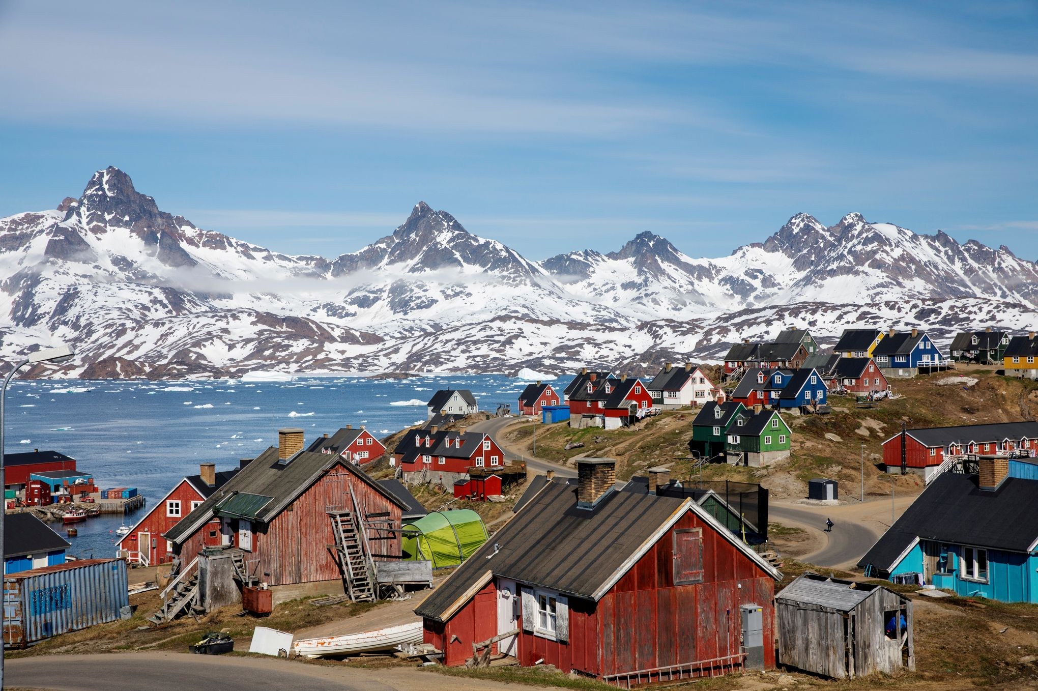 «Trump et le Groenland: derrière le coup médiatique, un objectif stratégique»