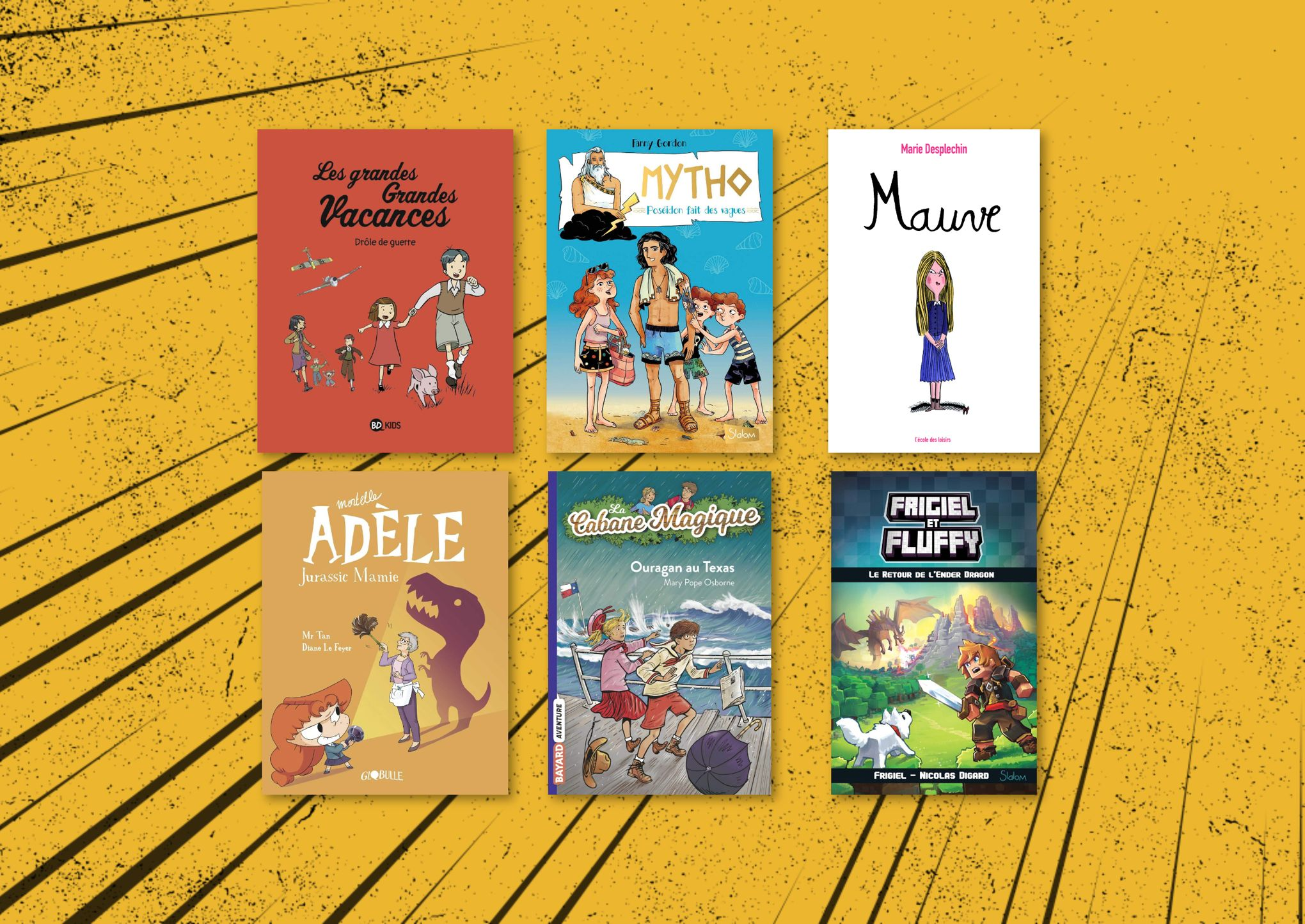 Pour Rire Ou S Evader Six Livres Pour Enfants A Decouvrir Avant La Rentree