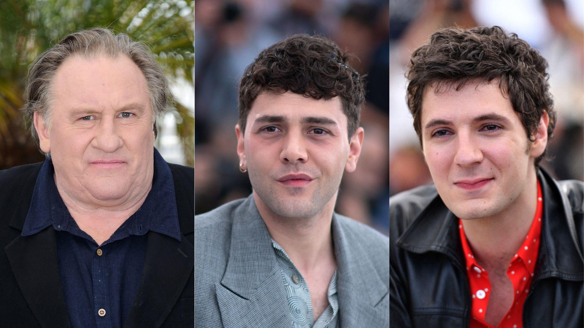 Gérard Depardieu, Vincent Lacoste, Xavier Dolan... dans la Comédie humaine de Giannoli